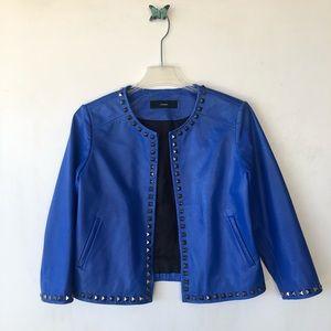 Uterque blue jacket sz medium